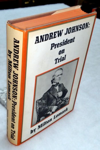 Image for Andrew Johnson: President on Trail