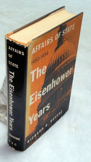 Image for The Eisenhower Years: Affairs of State