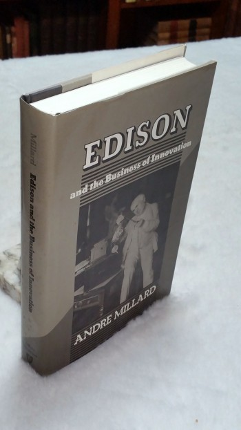 Image for Edison and the Business of Innovation