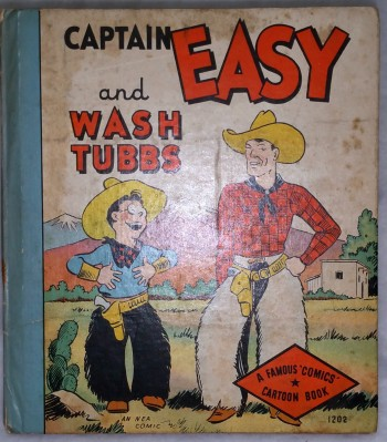 Image for Captain Easy and Wash Tubbs