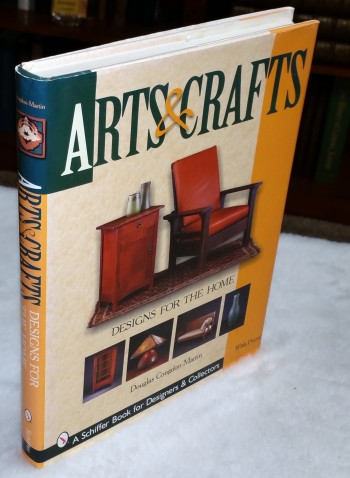 Image for Arts & Crafts: Designs for the Home