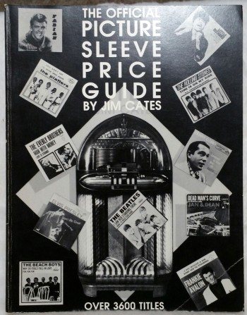 Image for The Official Picture Sleeve Price Guide