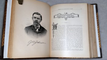 Image for Portrait and Biographical Album of Jackson, Jefferson and Pottawatomie Counties, Kansas
