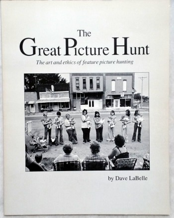 Image for The Great Picture Hunt: The art and Ethics of Feature Picture Hunting