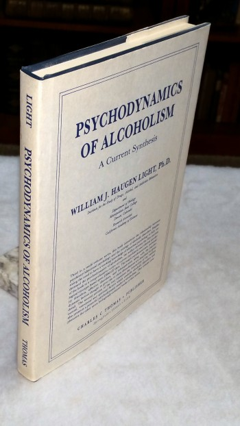 Image for Psychodynamics of Alcoholism: A Current Synthesis