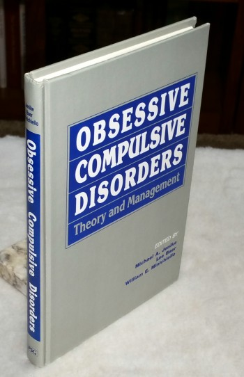 Image for Obsessive-Compulsive Disorders: Theory and Management