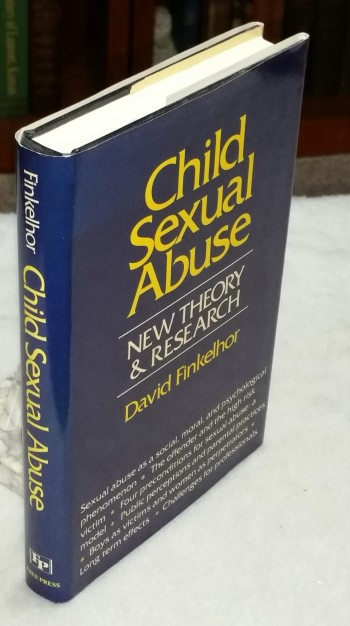 Image for Child Sexual Abuse: New Theory and Research