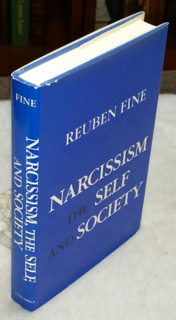 Image for Narcissism, The Self, and Society