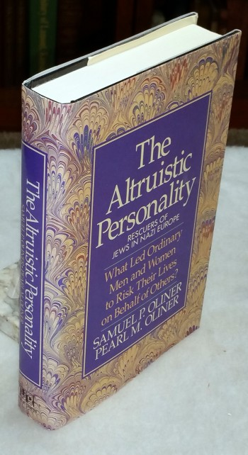 Image for The Altruistic Personality