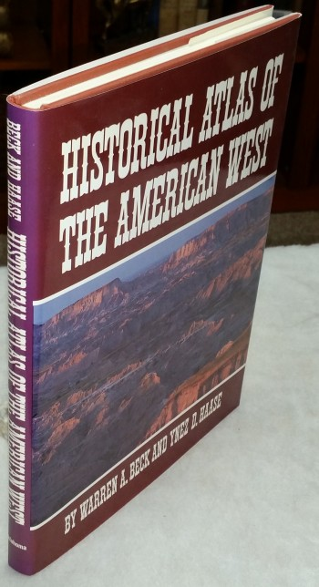 Image for Historical Atlas of the American West