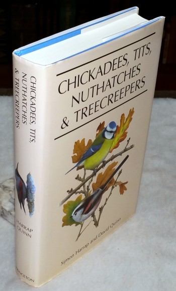 Image for Chickadees, Tits, Nuthatches & Treecreepers