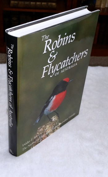 Image for The Robins & Flycatchers of Australia