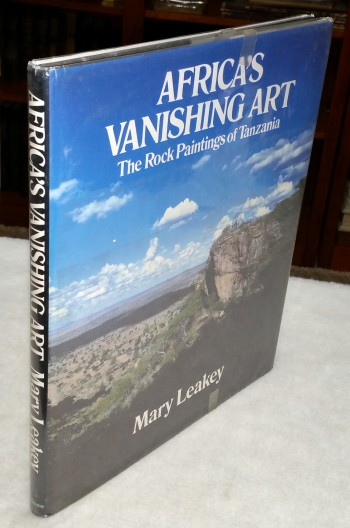 Image for Africa's Vanishing Art: The Rock Paintings of Tanzania