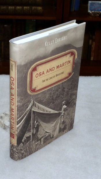 Image for Osa and Martin:  For the Love of Adventure
