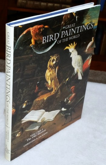 Image for Great Bird Paintings of the World, Volume I: The Old Masters