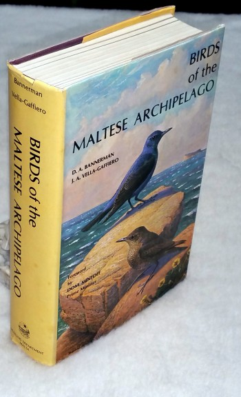 Image for Birds of the Maltese Archipelago
