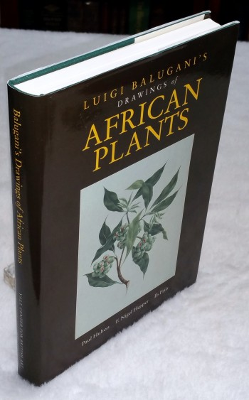 Image for Luigi Balugani's Drawings of African Plants From the Collection Made By James Bruce of Kinnaird on His Travels to discover the source of the Nile 1767-1773