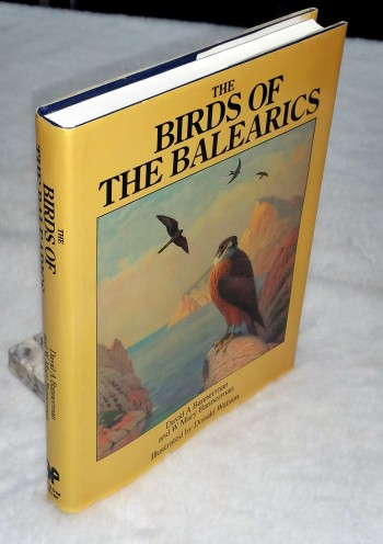 Image for The Birds of the Balearics