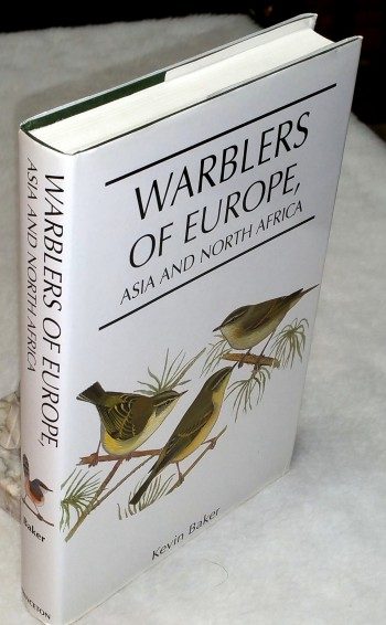 Image for Warblers of Europe, Asia and North Africa