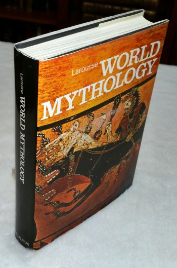 Image for Larousse World Mythology