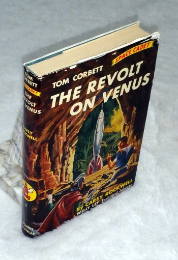 Image for The Revolt on Venus (A Tom Corbett Space Cadet Adventure)