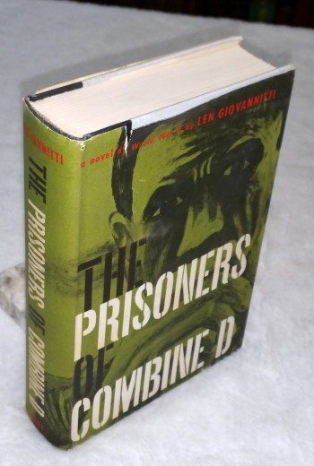 Image for The Prisoners of Combine D