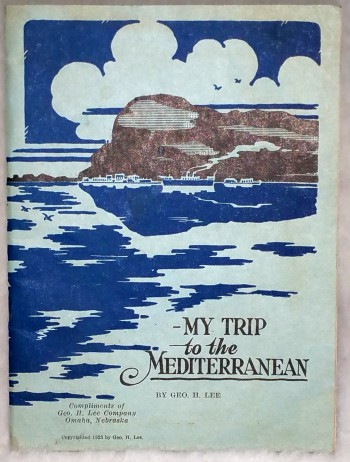 Image for My Trip to the Mediterranean