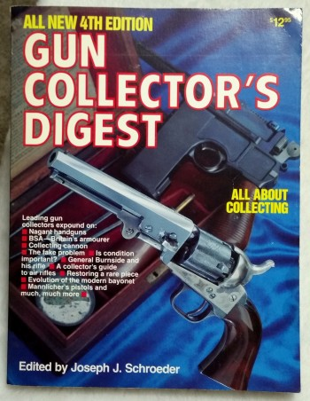 Image for Gun Collector's Digest (4th Edition)