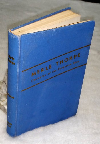 Image for Merle Thorpe: Champion of the Forgotten Man