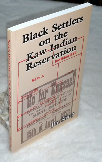 Image for Black Settlers on the Kaw Indian Reservation