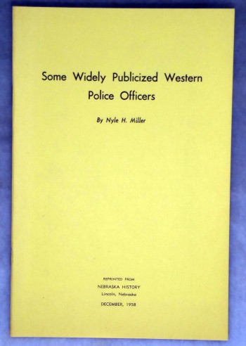 Image for Some Widely Publicized Western Police Officers