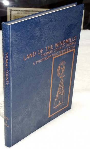 Image for Land of the Windmills:  Thomas County, Kansas