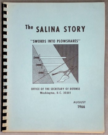 "Image for The Salina Story: ""Swords Into Plowshares"""