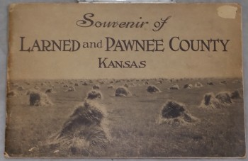 Image for Souvenir of Larned and Pawnee County, Kansas