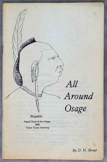 Image for All Around Osage