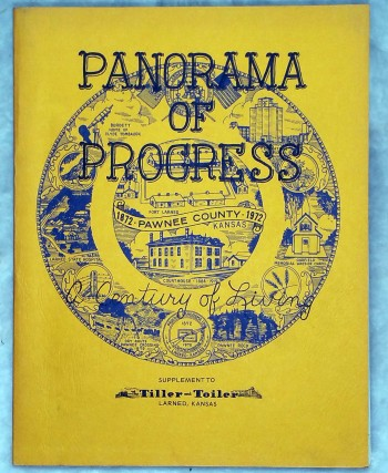 Image for Panorama of Progress:  A Century of Living, Pawnee County [Kansas], 1872-1972