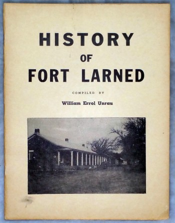 Image for History of Fort Larned