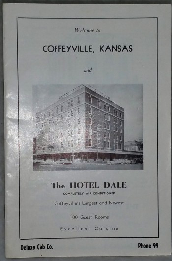 Image for Welcome to Coffeyville, Kansas and the Hotel Dale