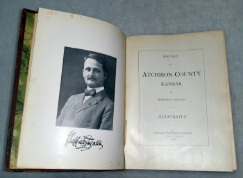 Image for History of Atchison County, Kansas