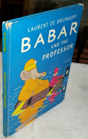 Image for Babar and the Professor
