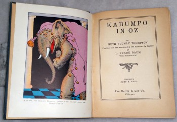 Image for Kabumpo in Oz