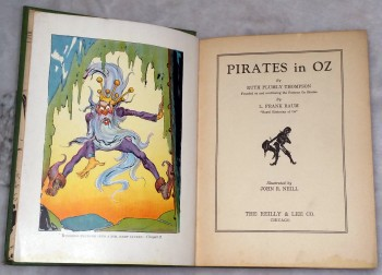 Image for Pirates in Oz