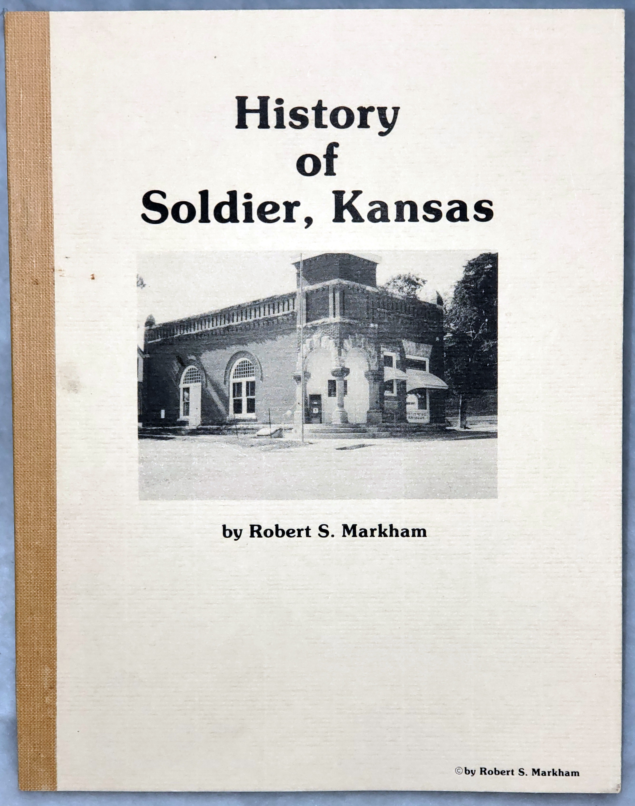 Image for History of Soldier, Kansas