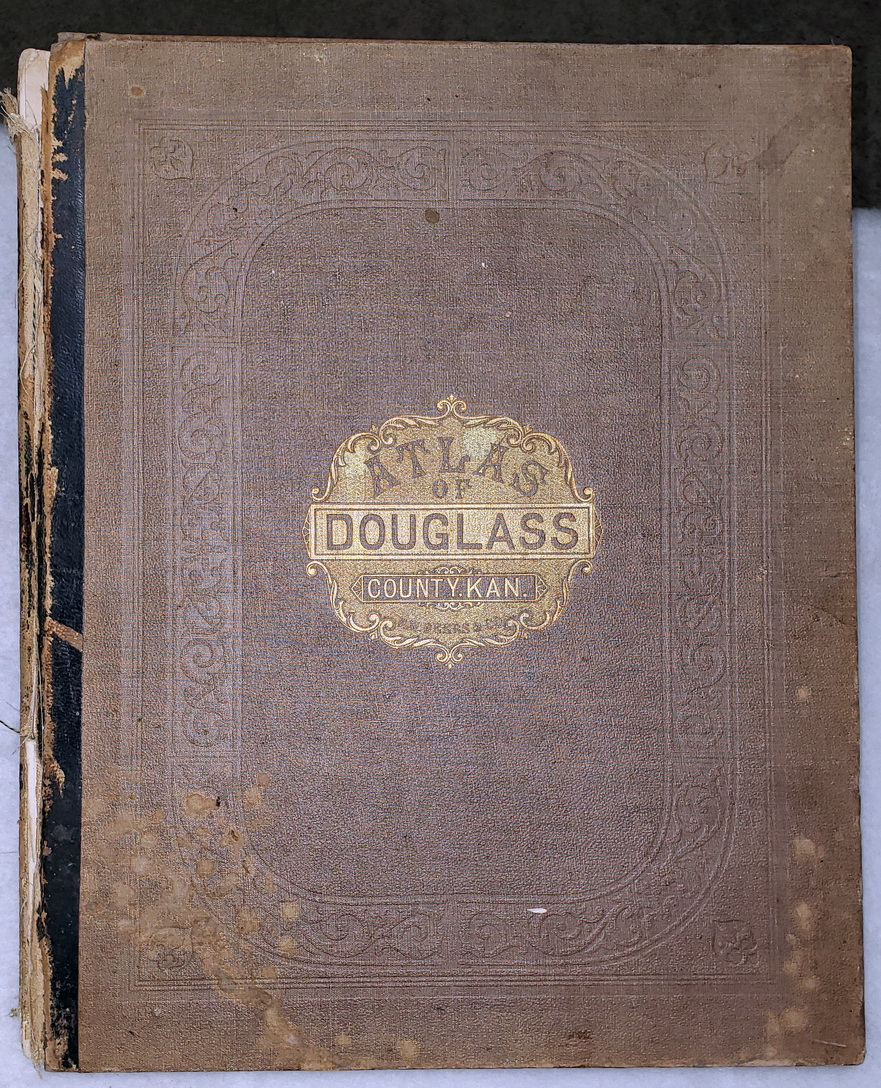 Image for Atlas of Douglas Co. Kansas, From Recent and Actual Surveys and Records