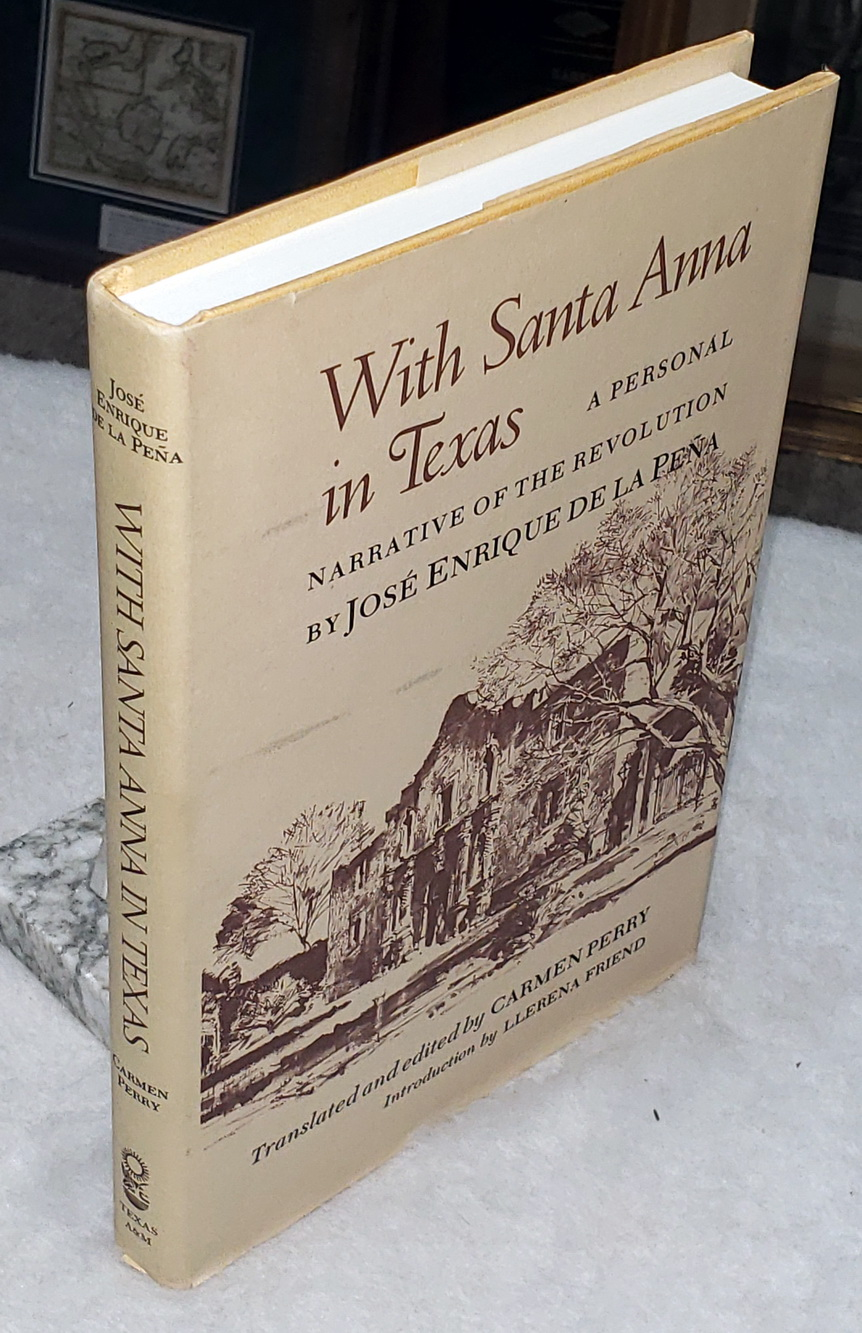Image for With Santa Anna in Texas:  A Personal Narrative of the Revolution