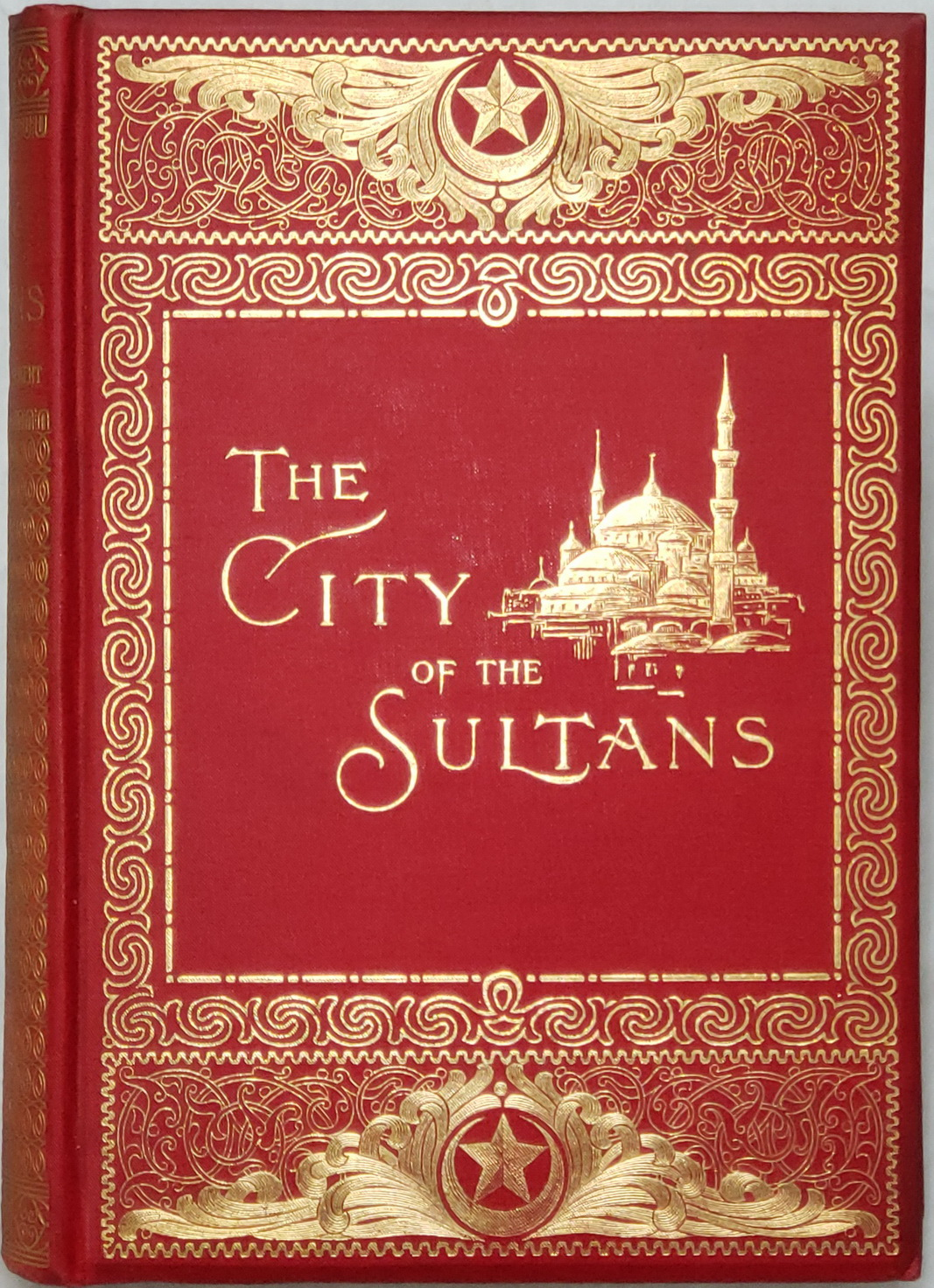 Image for Constantinople:  The City of Sultans