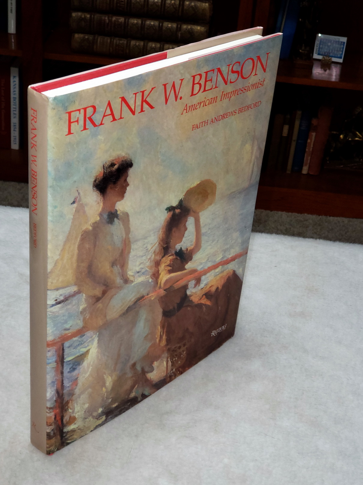 Image for Frank W. Benson:  American Impressionist
