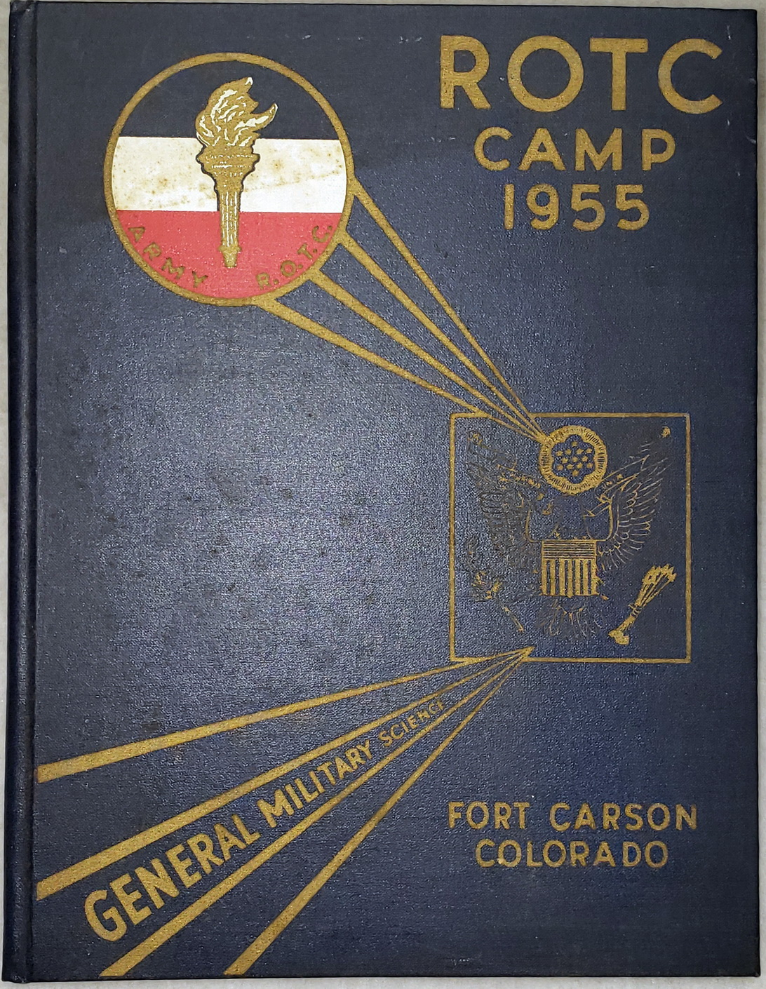 Image for ROTC Camp 1955:  Fort Carson, Colorado, General Military Science