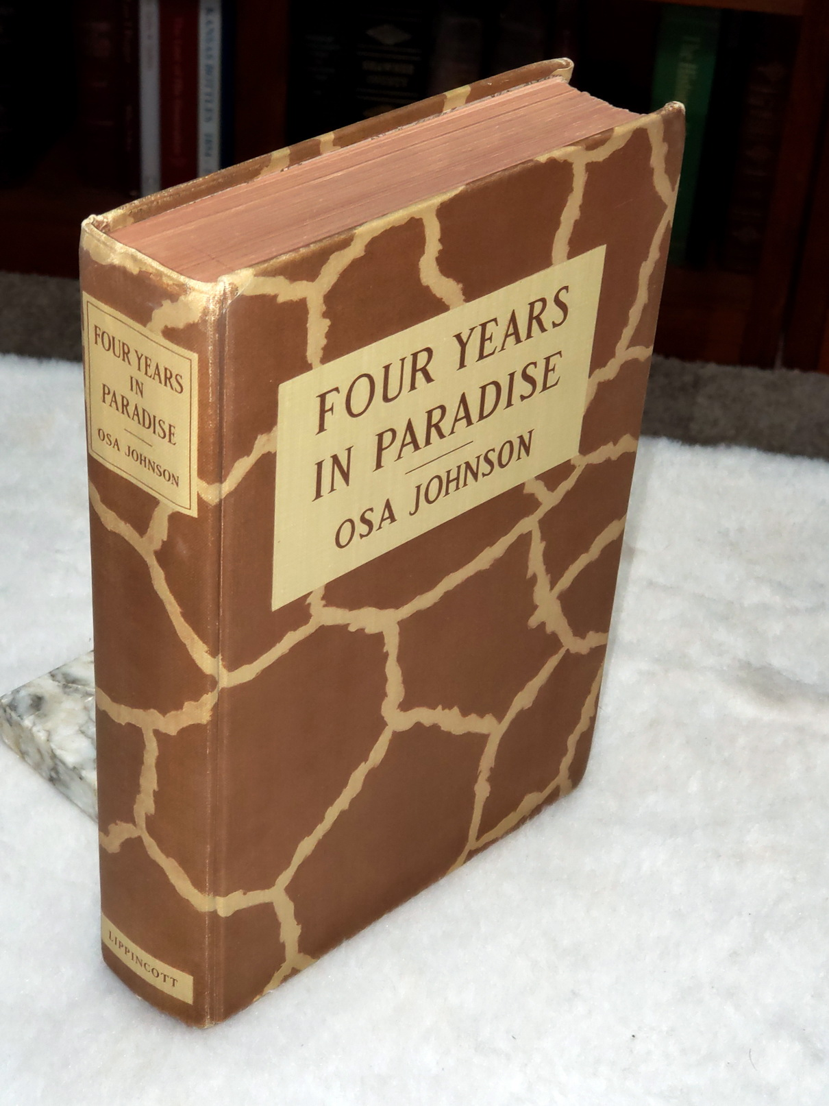 Image for Four Years in Paradise