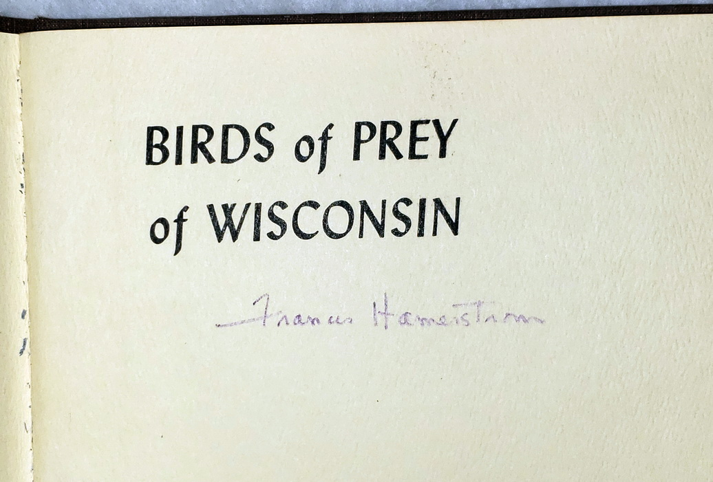 Image for Birds of Prey of Wisconsin
